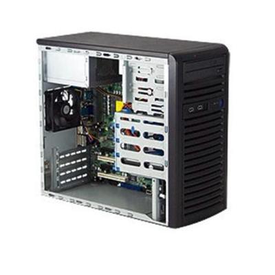 Micro Super Mid Tower - Atx Power Supply 300 Watts