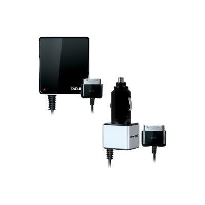 Dreamgear I.Sound Wall & Car Charger For Iphone And Ipod