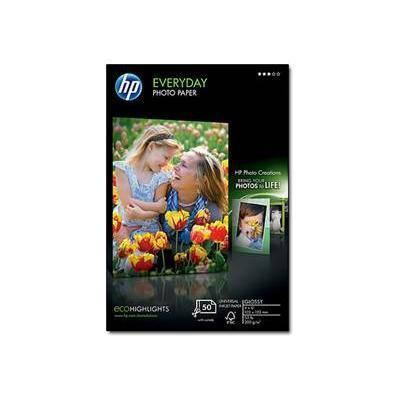 Hp Photo Paper Kit - 50 Sheet(S)