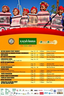 Please be guided...laag nah!..lol  http://plateofdadylonglegs.blogspot.com/2011/08/kadayawan-festival-activities.html