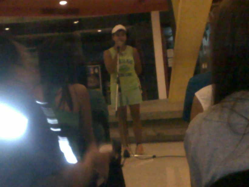 Melinda Ponce, female ultra runner in Cebu