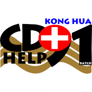 Created this logo for our (Kong Hua Batch '91) support the CDO Flood Victims.
