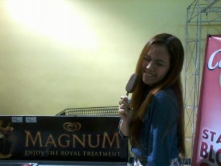 Made fun of the annoying magnum craze. :| Wasnt even that good.