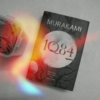 and 1Q84 became a telenovela