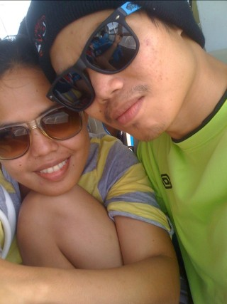 james and i... this is my first post via an piclyf iphone app...