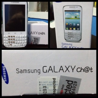 Samsung Galaxy Chat B5330 from Sun Cellular Rewards