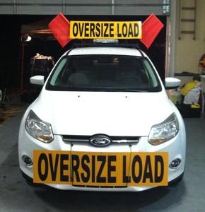 Tingin Oversize Load Escorts image