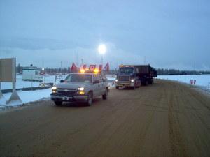 Jim's Pilot Car Service, Tulsa area image