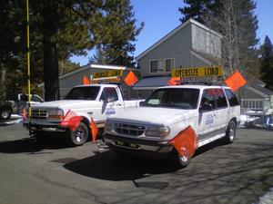DTS Pilot Car Service Height Pole Escort California & Nevada image
