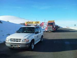 DTS Pilot Car Service Reno Truckee Lake Tahoe image
