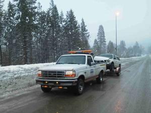 DTS Pilot Car Service Truckee Ca image