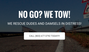 Towing Columbia - your go to tow truck service in the Midlands of SC image