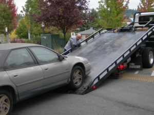 Centennial Towing Services Flatbed Towing image