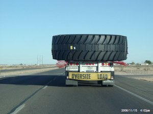 Wide loads...no problem! image