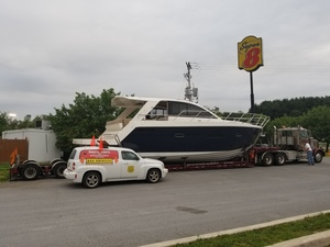 Specializing in Oversize Boat/Yacht Transport image