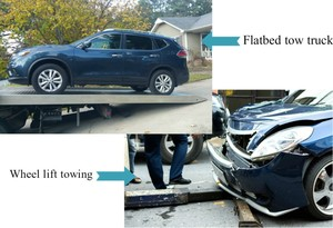 towing 30075 Roswell GA  image