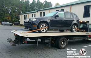 towing truck 30075 Roswell GA
