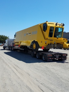 Oversize Rail mover  image
