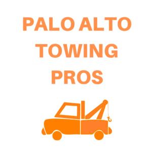 palo alto tow truck image