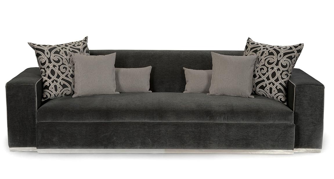 Chequered Sofa