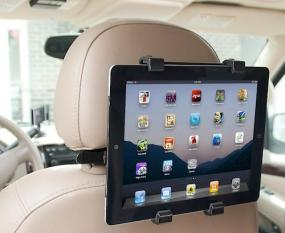 iPad Car Mount for Movie Viewing