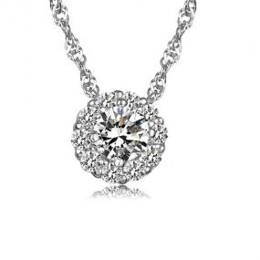 Dazzeling Swarovski Crystal Necklace