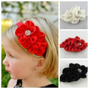 Gorgeous Holiday Headbands