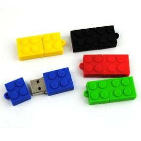 Building Block Flash Drives