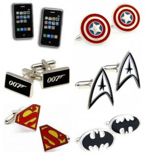 Fun Cuff-links for Your Favorite Guy