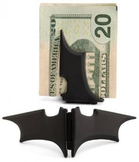 Cool Batarang Money Clip