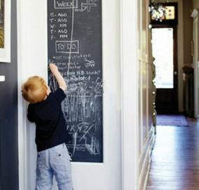 6 Foot Chalkboard Decal