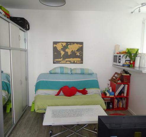 location appartement : 1 pièces, 21 m2 à paris 75014