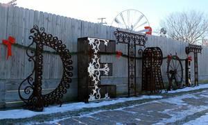 Detroit festive