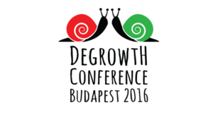 Degrowth Conference Budapest 2016