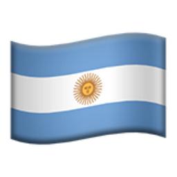 Argentina Emoji U 1f1e6 U 1f1f7