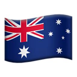 Australian Flag Emoji Code
