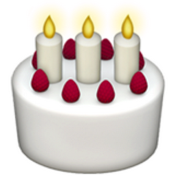 birthday cake emoji  u 1f382 slice of chocolate cake clipart slice of chocolate cake clipart