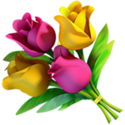 Bouquet Emoji U 1f490