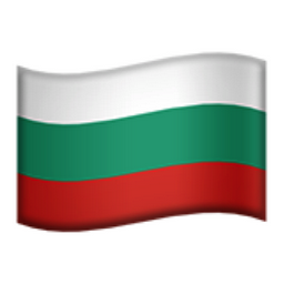 Bulgaria Flag Amazon