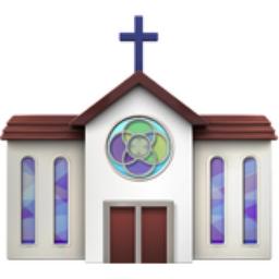 Church Emoji U 26ea U Fe0f