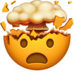 exploding head emoji u 1f92f