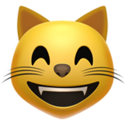 Facebook Emoji Faces Cat