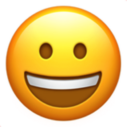 grinning face emoji  u 1f600 frown clipart frowny face clipart
