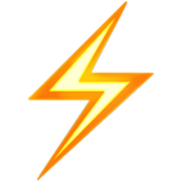 High Voltage Emoji U 26a1 U Fe0f