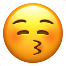 Face Throwing A Kiss Emoji Meaning