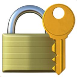 Lock Pick Key >> Locked with Key Emoji (U+1F510)