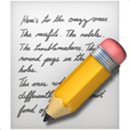Paper Essay Bee Emoji