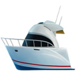 Motor Boat Emoji U 1f6e5
