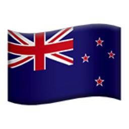 Image result for new zealand flag emoji