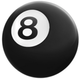 Pool 8 Ball Emoji U 1f3b1